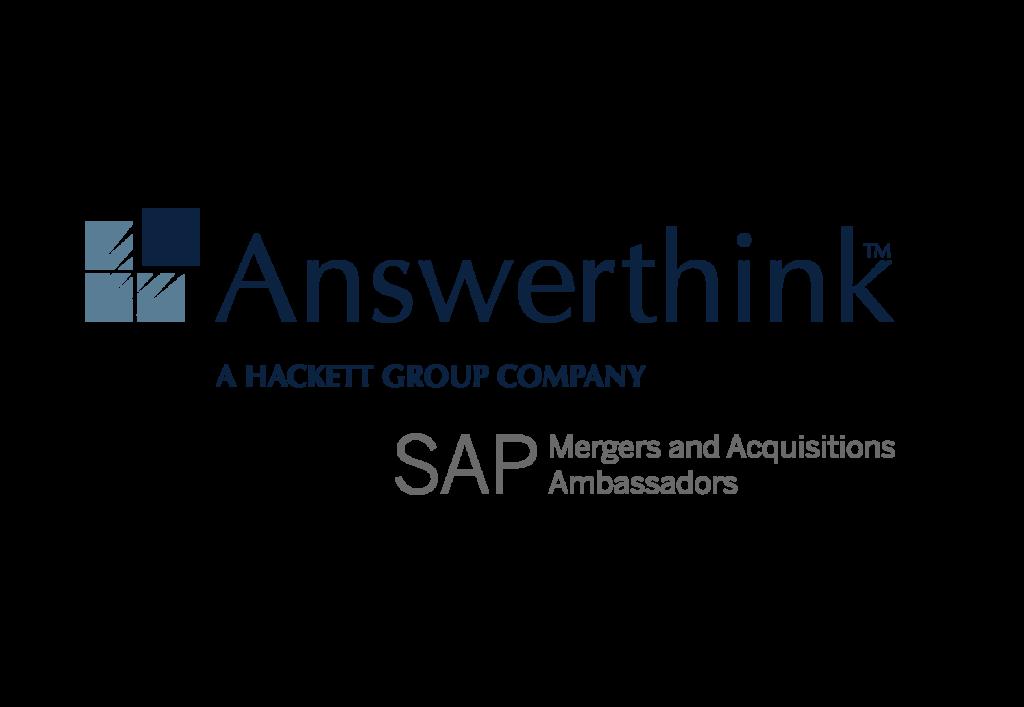 Answerthink SAP